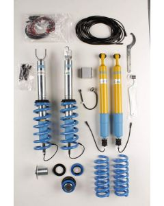 Bilstein bilstein b16rc 49-132380 coilover with electron. damping force adjustment