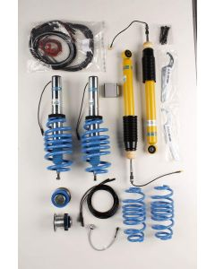 Bilstein bilstein b16rc 49-151282 coilover with electron. damping force adjustment